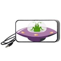 Ufo Portable Speaker (black)