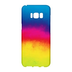 Ombre Samsung Galaxy S8 Hardshell Case  by ValentinaDesign
