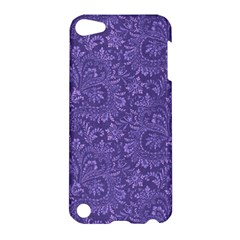 Floral Pattern Apple Ipod Touch 5 Hardshell Case by ValentinaDesign