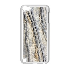 Texture Structure Marble Surface Background Apple Ipod Touch 5 Case (white) by Nexatart