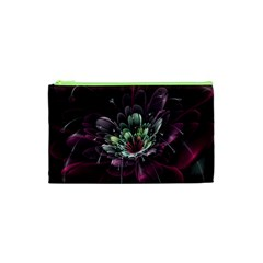 Flower Burst Background  Cosmetic Bag (xs) by amphoto