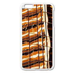 Abstract Architecture Background Apple Iphone 6 Plus/6s Plus Enamel White Case by Nexatart