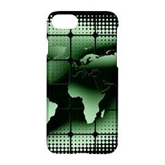 Matrix Earth Global International Apple Iphone 7 Hardshell Case