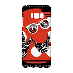 Twenty One Pilots Poster Contest Entry Samsung Galaxy S8 Hardshell Case  by Onesevenart
