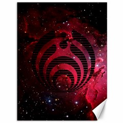 Bassnectar Galaxy Nebula Canvas 36  X 48   by Onesevenart