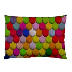 Colorful Tiles Pattern                           Pillow Case