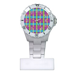 Stripes And Dots                           Nurses Watch