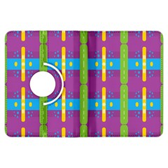 Stripes And Dots                     Kindle Fire Hd (2013) Flip 360 Case