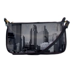 Minneapolis Minnesota Skyline Shoulder Clutch Bags
