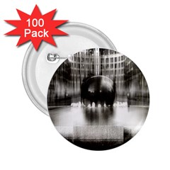Black And White Hdr Spreebogen 2 25  Buttons (100 Pack)  by Nexatart
