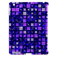 Small Geo Fun E Apple Ipad 3/4 Hardshell Case (compatible With Smart Cover)