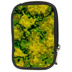 Wet Plastic, Yellow Compact Camera Cases by MoreColorsinLife