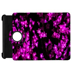 Abstract Background Purple Bright Kindle Fire Hd 7  by Onesevenart