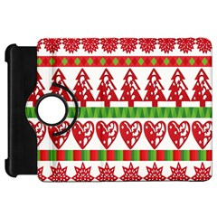 Christmas Icon Set Bands Star Fir Kindle Fire Hd 7  by Onesevenart