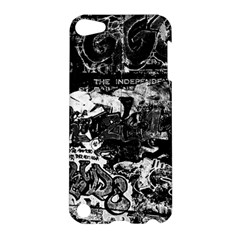 Graffiti Apple Ipod Touch 5 Hardshell Case by ValentinaDesign