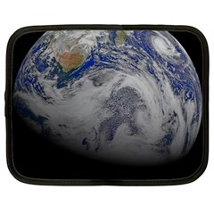 A Sky View Of Earth Netbook Case (xl)  by Celenk