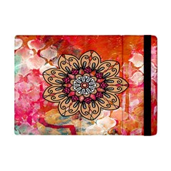 Mandala Art Design Pattern Ethnic Ipad Mini 2 Flip Cases by Celenk
