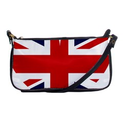 Uk Flag United Kingdom Shoulder Clutch Bags by Celenk