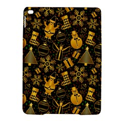 Christmas Background Ipad Air 2 Hardshell Cases by Celenk