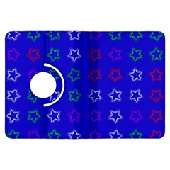 Spray Stars Pattern E Kindle Fire Hdx Flip 360 Case