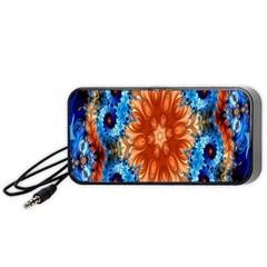 Alchemy Kaleidoscope Pattern Portable Speaker
