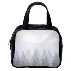 Winter Land Light Classic Handbags (one Side) by jumpercat