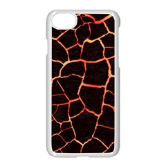 Magma Apple Iphone 8 Seamless Case (white) by jumpercat