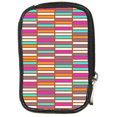 Color Grid 02 Compact Camera Cases by jumpercat