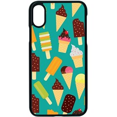 Summer Treats Apple Iphone X Seamless Case (black) by allthingseveryday