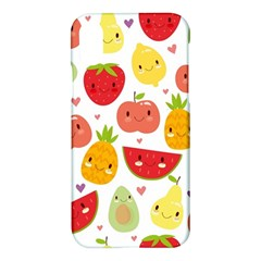 Happy Fruits Pattern Apple Iphone X Hardshell Case by allthingseveryday