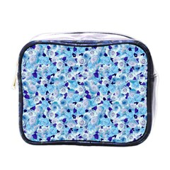Gardenia Cold Mini Toiletries Bags by jumpercat