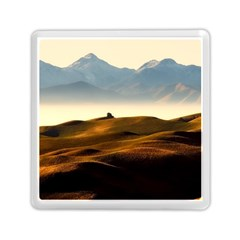 Landscape Mountains Nature Outdoors Memory Card Reader (square)  by BangZart