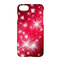 Christmas Star Advent Background Apple Iphone 7 Hardshell Case