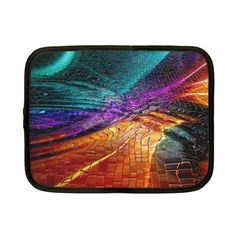 Graphics Imagination The Background Netbook Case (small)  by BangZart