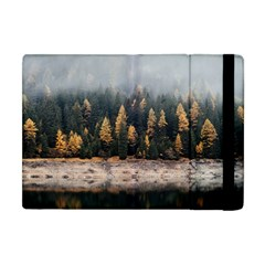 Trees Plants Nature Forests Lake Apple Ipad Mini Flip Case by BangZart