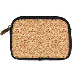 Tribal Pattern Hand Drawing 2 Digital Camera Cases by Cveti