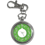 Christmas Bauble Ball Key Chain Watches Front
