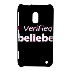 Verified Belieber Nokia Lumia 620 by Valentinaart