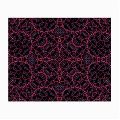 Modern Ornate Pattern Small Glasses Cloth by dflcprints