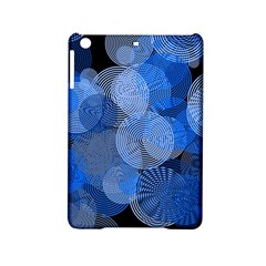Circle Rings Abstract Optics Ipad Mini 2 Hardshell Cases by Celenk