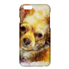 Dog Animal Art Abstract Watercolor Apple Iphone 6 Plus/6s Plus Hardshell Case by Celenk