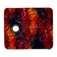 Vibrant Hippy Tye Dye Galaxy S3 (flip/folio)