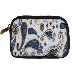 Pattern Embroidery Fabric Sew Digital Camera Cases by Celenk