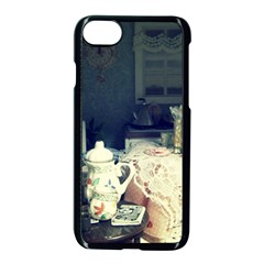Abandonded Dollhouse Apple Iphone 8 Seamless Case (black) by snowwhitegirl