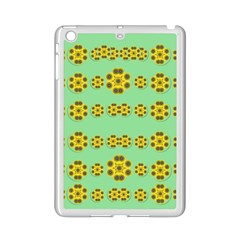 Sun Flowers For The Soul At Peace Ipad Mini 2 Enamel Coated Cases by pepitasart