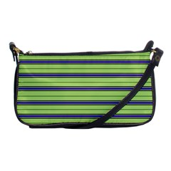 Color Line 2 Shoulder Clutch Bags