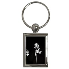 Frank Sinatra  Key Chains (rectangle)  by Valentinaart