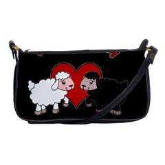 Valentines Day   Sheep  Shoulder Clutch Bags