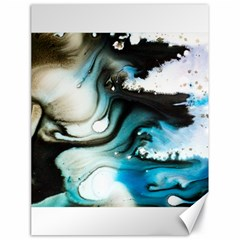 Abstract Painting Background Modern Canvas 18  X 24