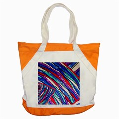 Texture Pattern Fabric Natural Accent Tote Bag by Nexatart